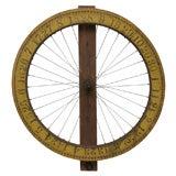 Vintage Gaming Wheel