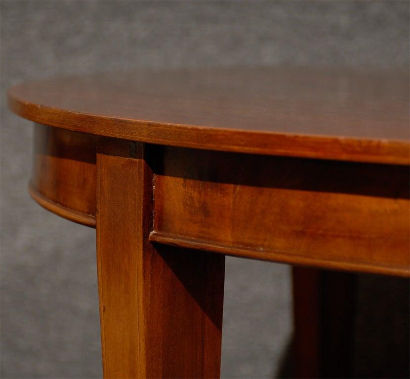 Modern Vintage Mahogany Dining Table - 64
