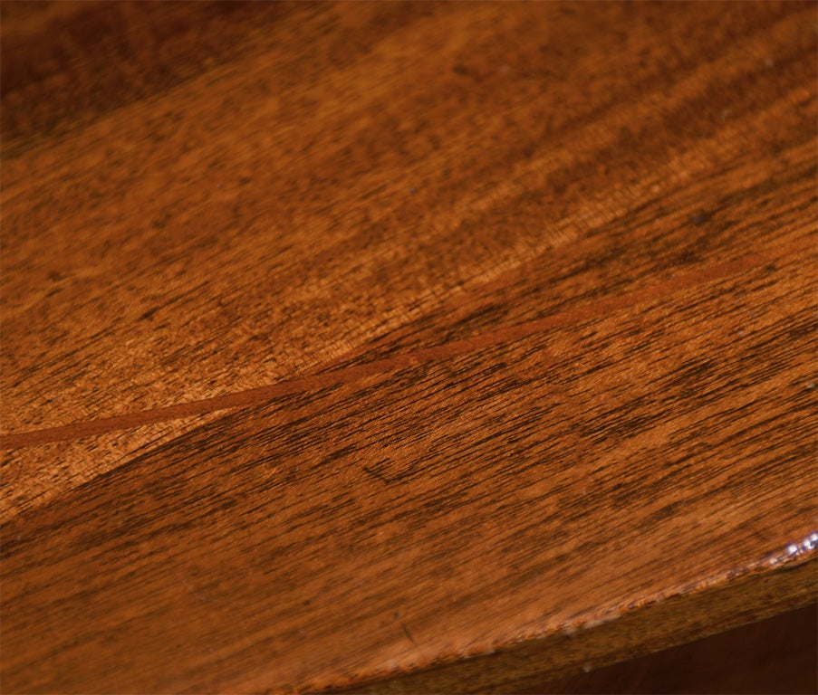 Other Vintage Mahogany Dining Table - 64
