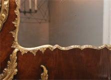 George II Antique Parcel-Gilt Mirror, English/Irish c.1750 image 3