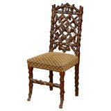 Black Forest hall chair
