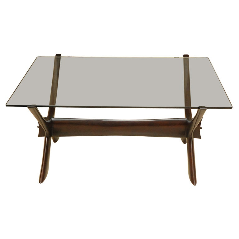 Illum Wikkelso Reproduction Coffee Table At 1stdibs