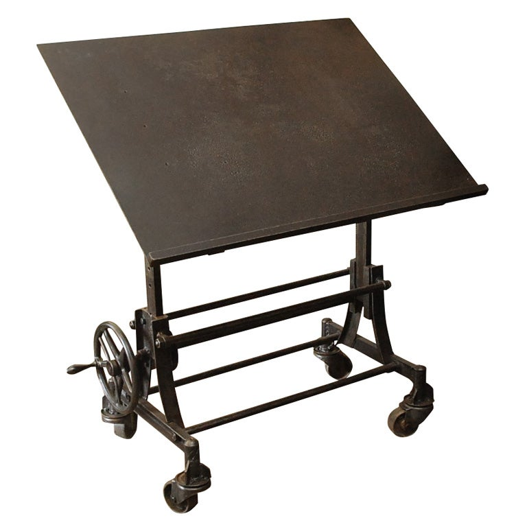 how to build a drafting table yourself