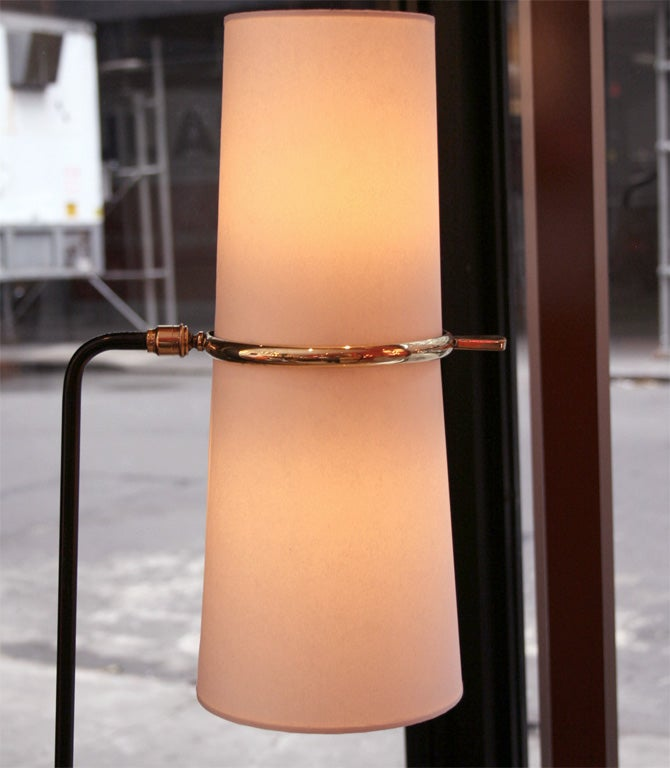 French Boris Lacroix Reading Lamps For Sale