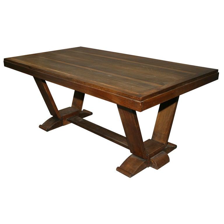 walnut dining table at 1stdibs
