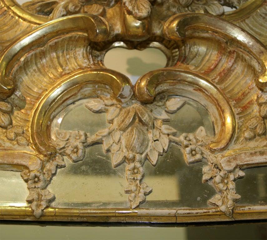 Rococo mirror 2