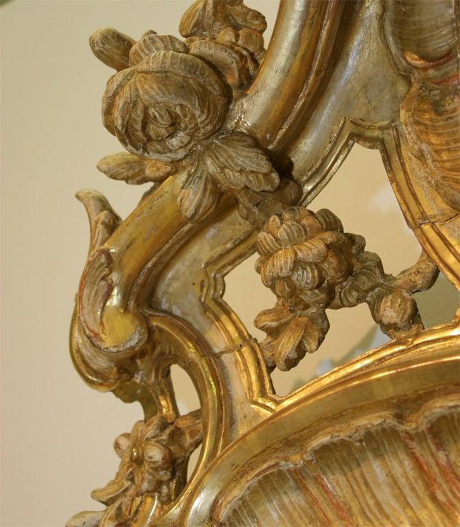 Rococo mirror 3