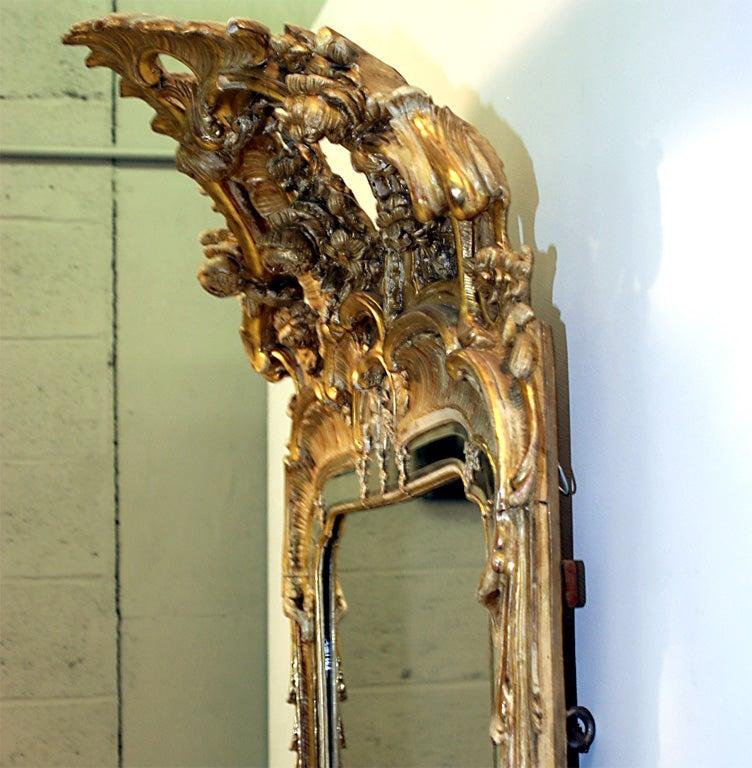 Rococo mirror 4