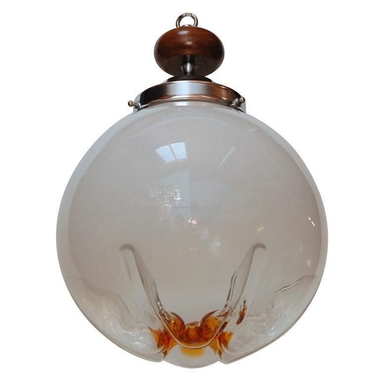 Mazzega Light Fixture