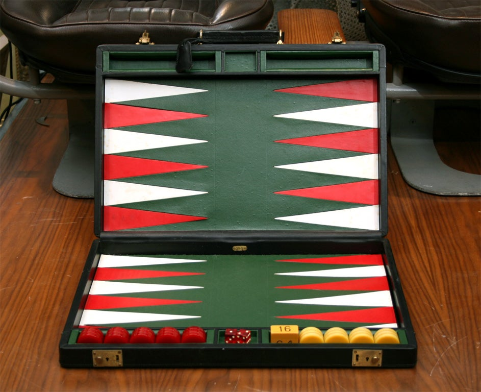Gucci Backgammon Sets At 1stdibs