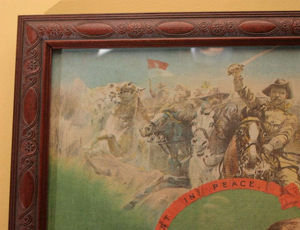 Political Banner:  Theodore Roosevelt 5
