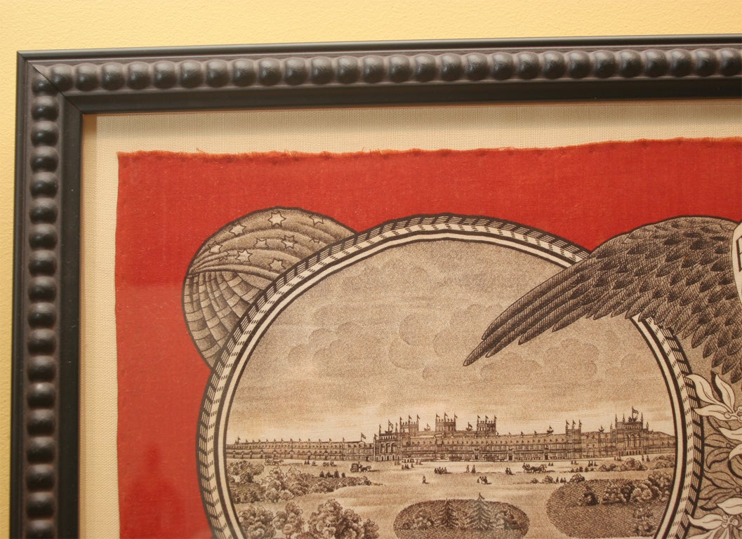 American Commemorative Bandanna:  Centennial International For Sale