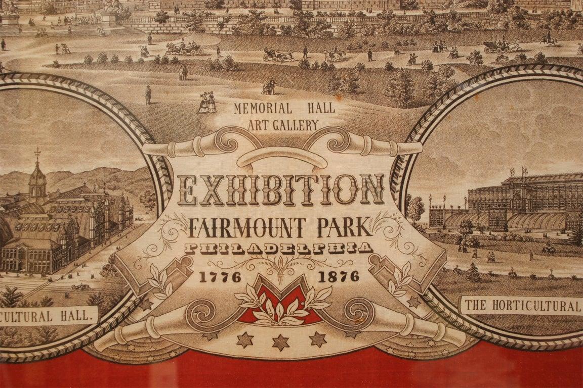 Commemorative Bandanna:  Centennial International For Sale 1