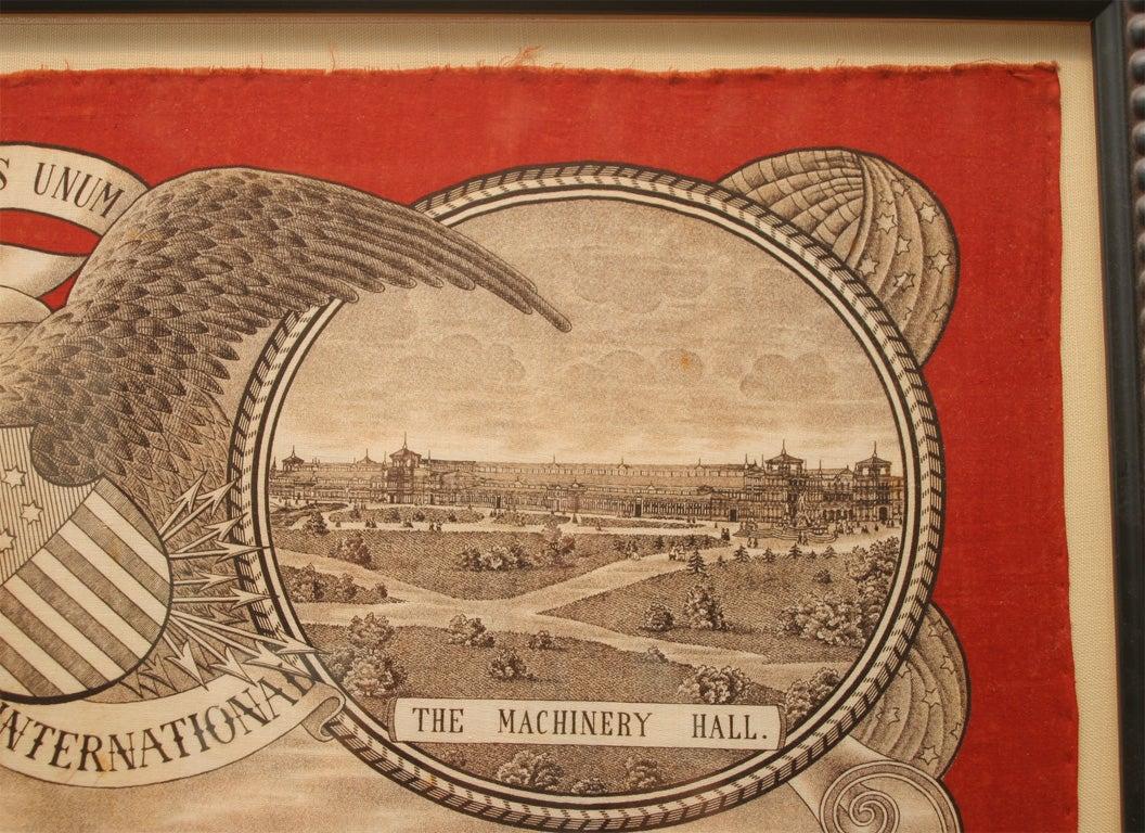 Commemorative Bandanna:  Centennial International For Sale 4