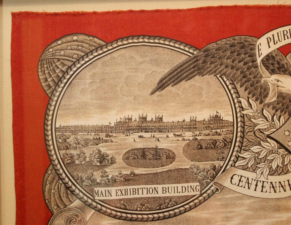 Commemorative Bandanna:  Centennial International For Sale 5