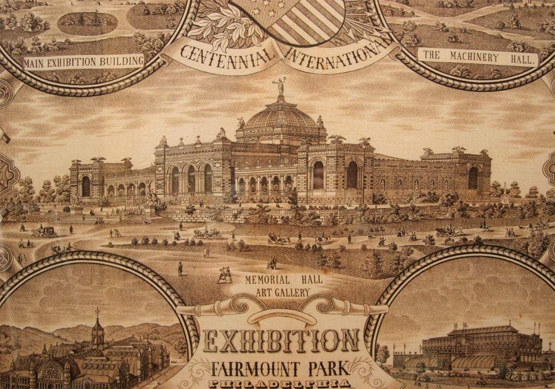 Commemorative Bandanna:  Centennial International For Sale 6