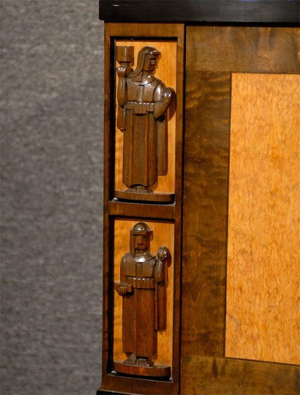 Art Deco Sideboard Attributed to Eliel Saarinen 5