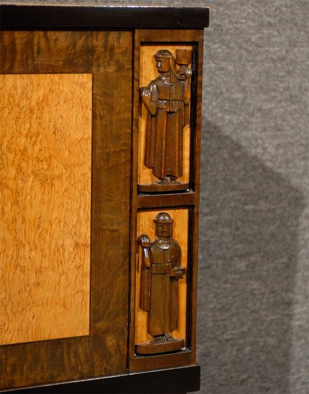 Art Deco Sideboard Attributed to Eliel Saarinen 6