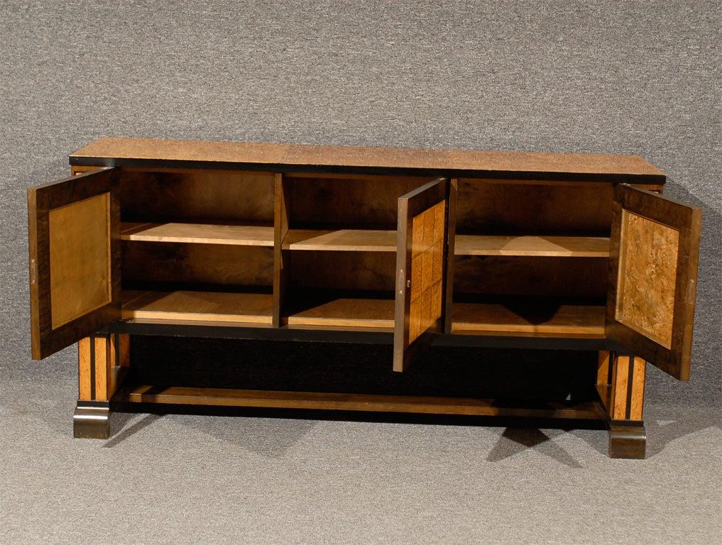 Art Deco Sideboard Attributed to Eliel Saarinen 8