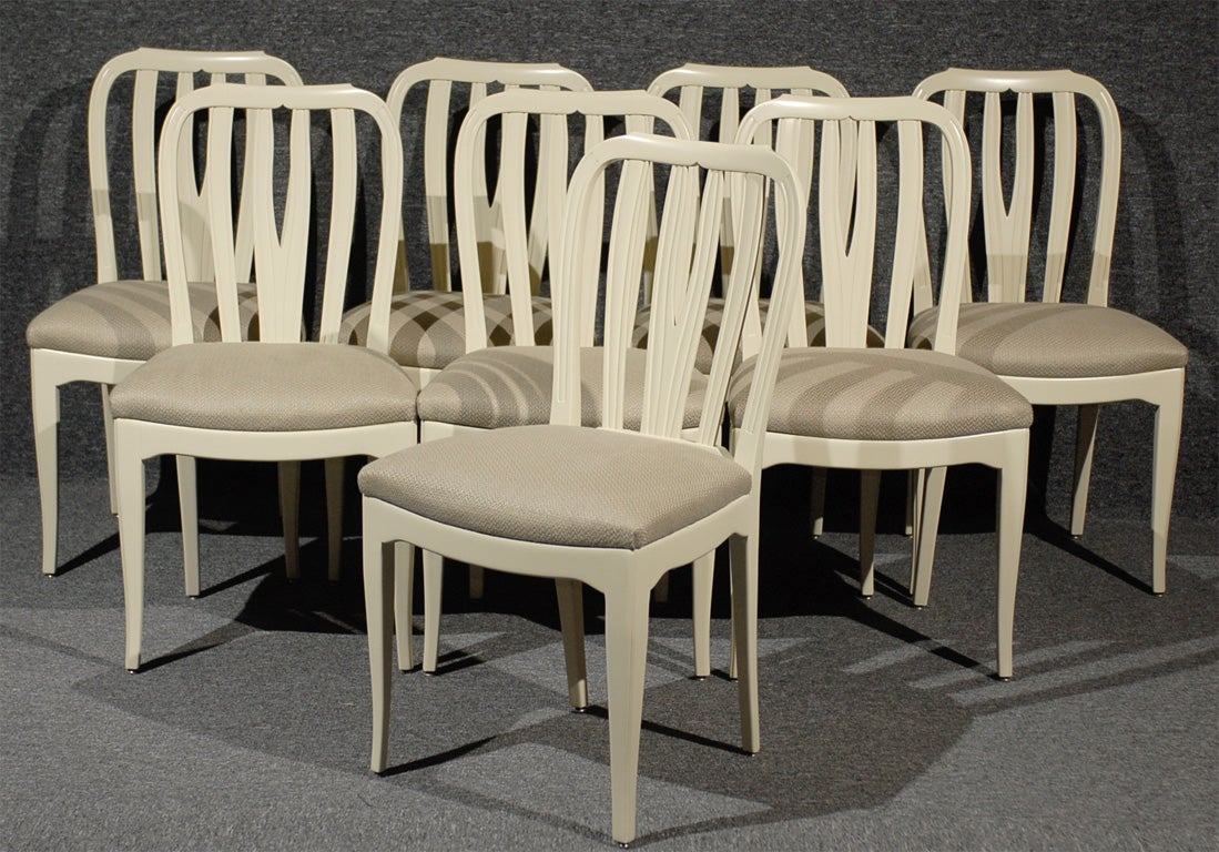 modern dining chairs and table by carl malmsten for sale at 1stdibs