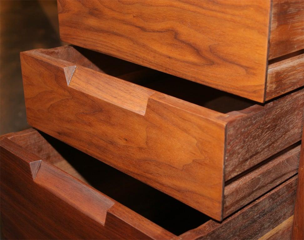 Double Pedestal Desk  By George Nakashima 4