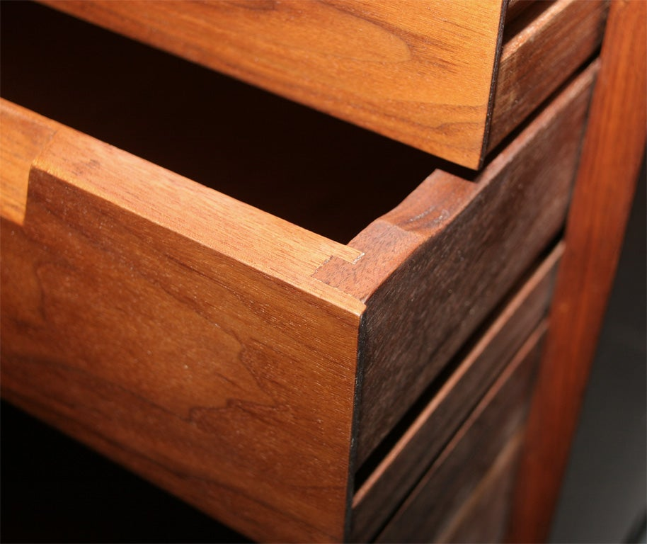 Double Pedestal Desk  By George Nakashima 5