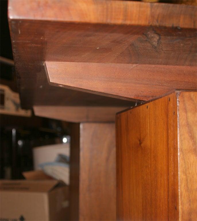 Double Pedestal Desk  By George Nakashima 7
