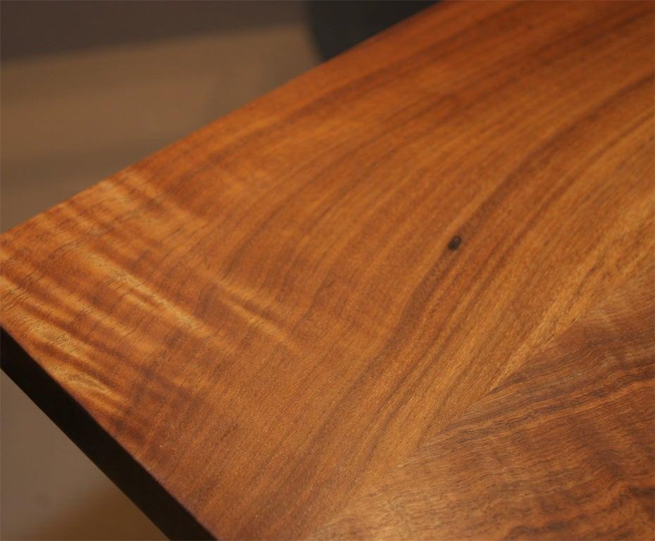 Double Pedestal Desk  By George Nakashima 8