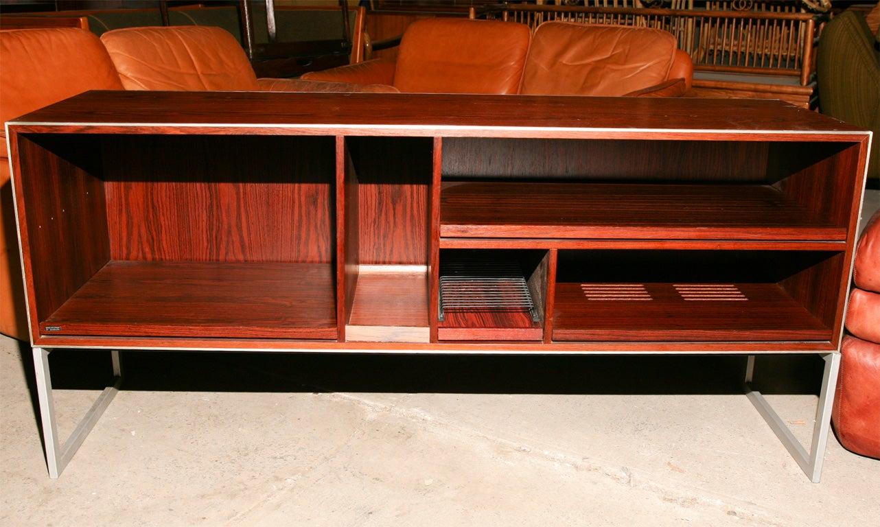 Bang and Olufsen Stereo Cabinet at 1stdibs