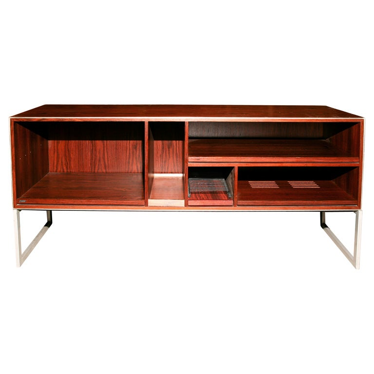 Custom furniture design by glenn - Bang And Olufsen Stereo Cabinet At 1stdibs