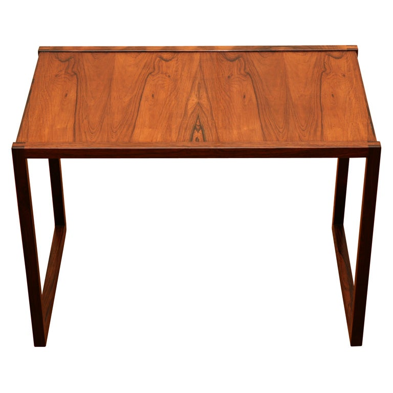 Furniture hudson furniture coffee tables petrified wood coffee - Rosewood Table At 1stdibs