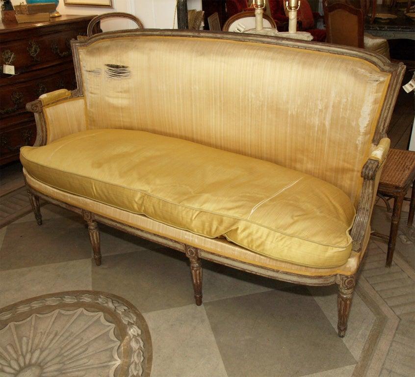 louis xvi banquette at 1stdibs. Black Bedroom Furniture Sets. Home Design Ideas