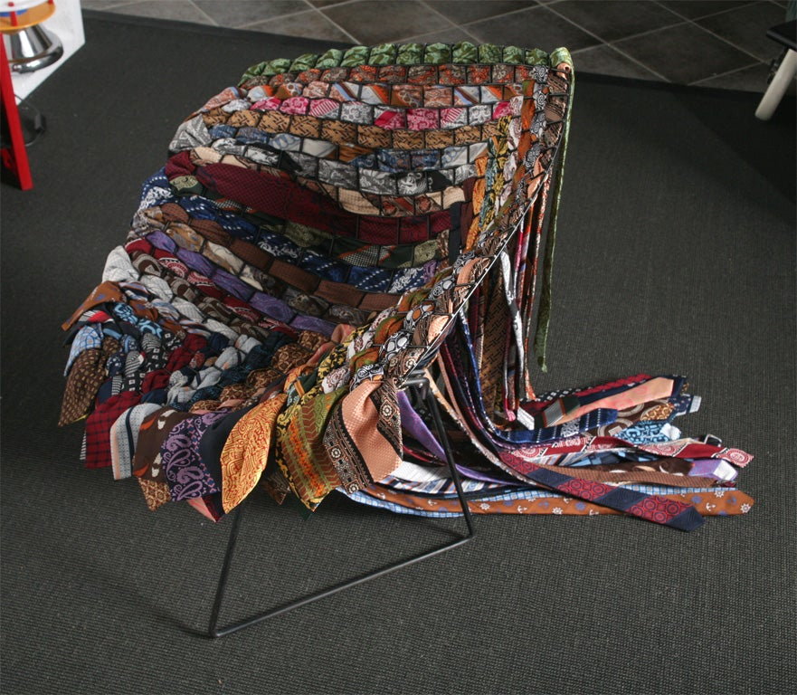 DADDY'S FATTYS - NUMBERED ED. CHAIR BY TRACY DERAMUS image 3