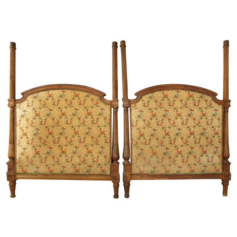 louis xvi style lit d 39 alcove at 1stdibs. Black Bedroom Furniture Sets. Home Design Ideas