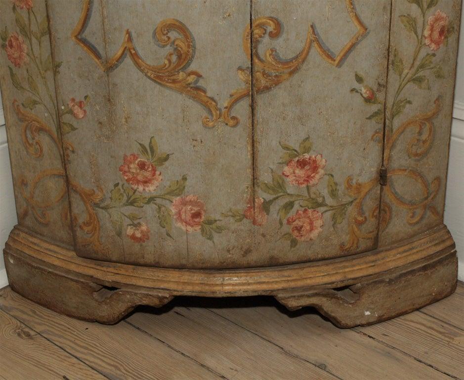 Wood Corner Cabinet For Sale