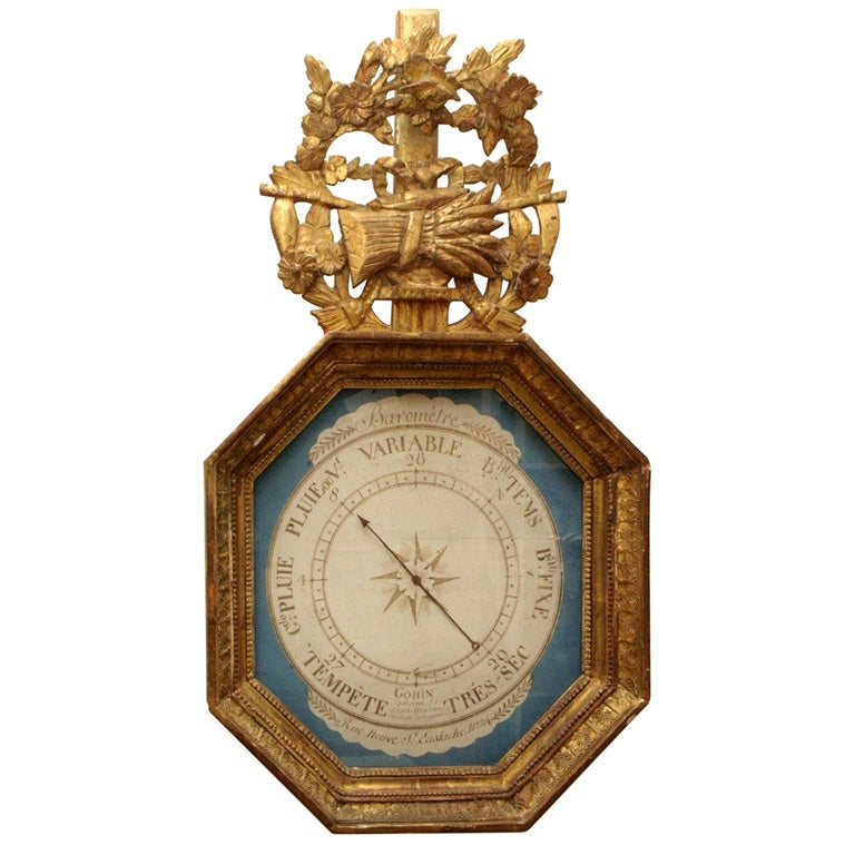 18th Century Barometer at 1stdibs