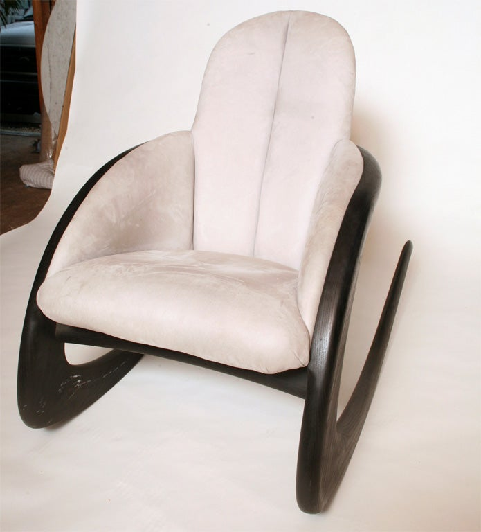 Wendell Castle Rocker For Sale 3