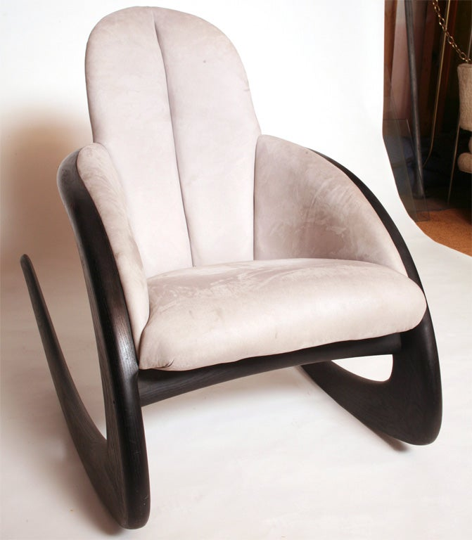 Wendell Castle Rocker For Sale 4