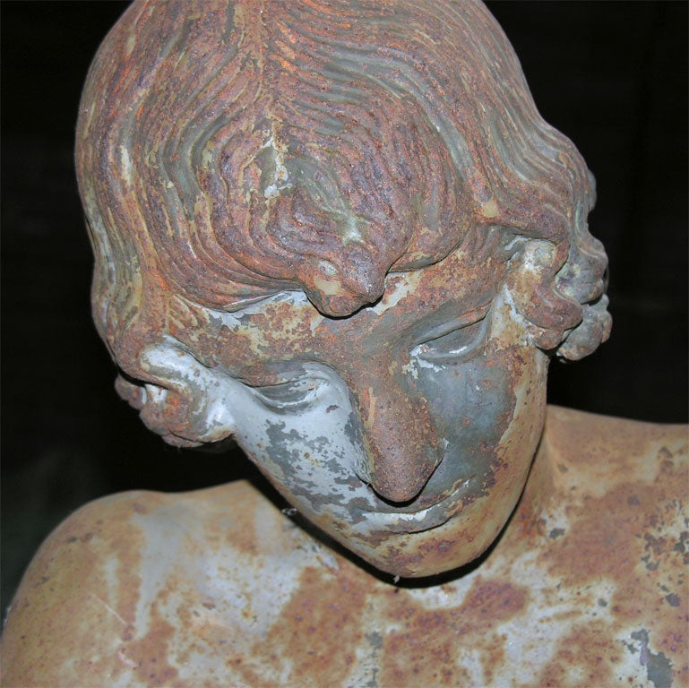 19th Century Val D'Osne Spinario Figure For Sale
