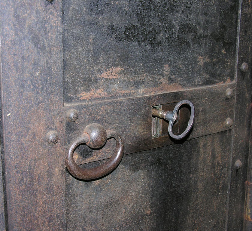 Iron J. Scott Safe