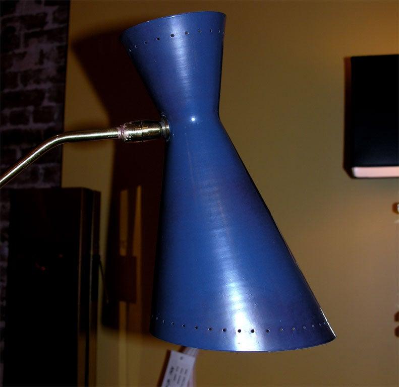 950 39 s multi arm floor lamp at 1stdibs. Black Bedroom Furniture Sets. Home Design Ideas