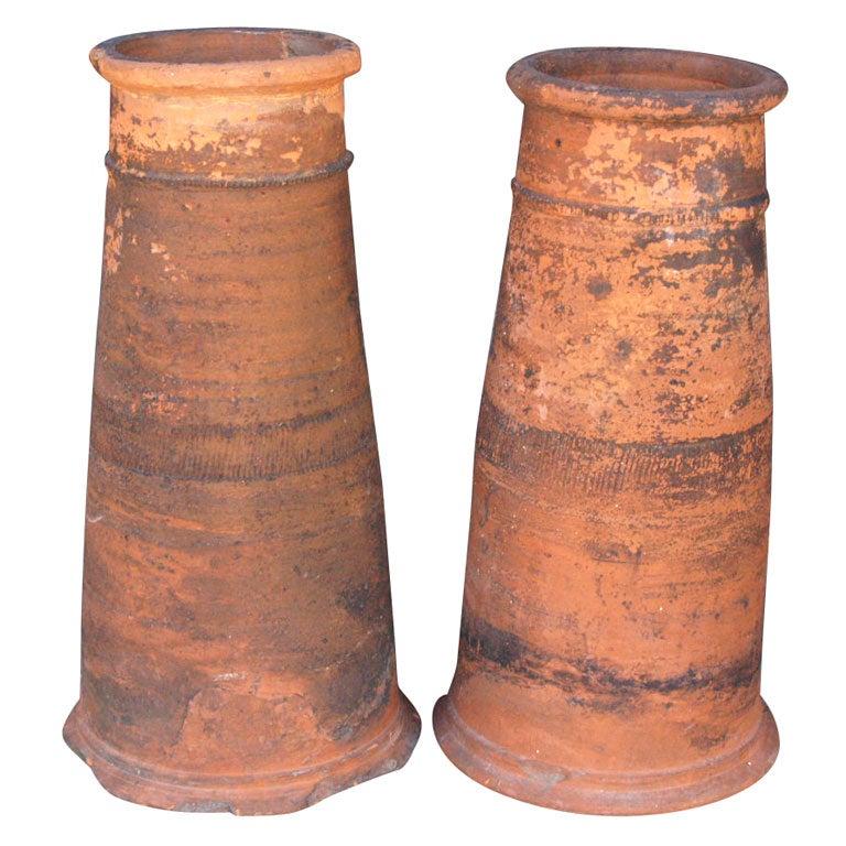 English Chimney Pot At 1stdibs