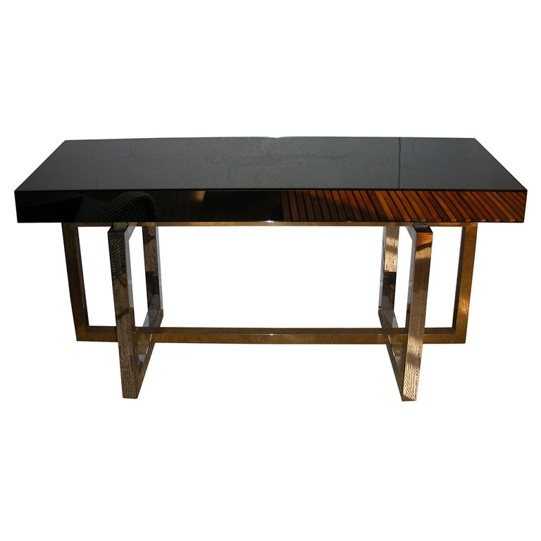 S console table at stdibs
