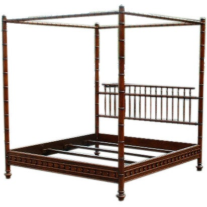 Four poster bed for sale at 1stdibs for Four poster beds sale