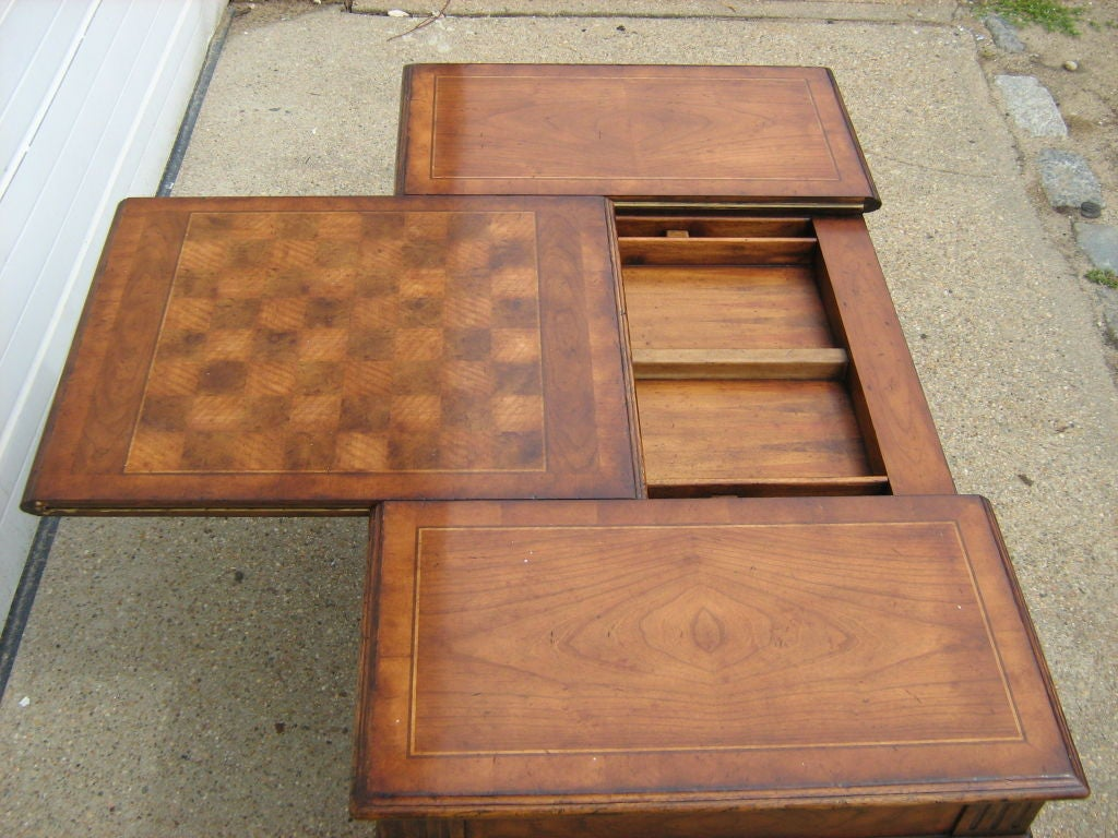 Game Coffee Table For Sale At 1stdibs