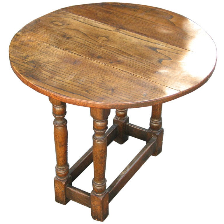 Antique Drop Leaf Small Table At 1stdibs