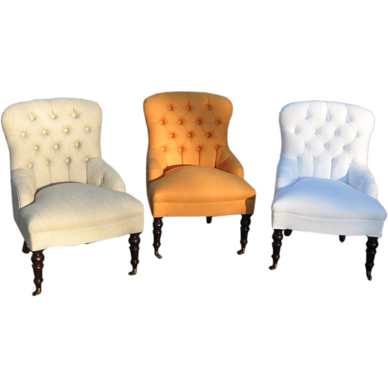 Great Small Occasional Chairs At 1stdibs