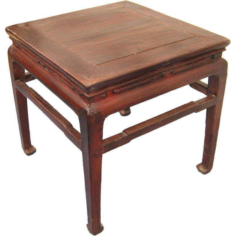 Table China: Chinese Side Table At 1stdibs