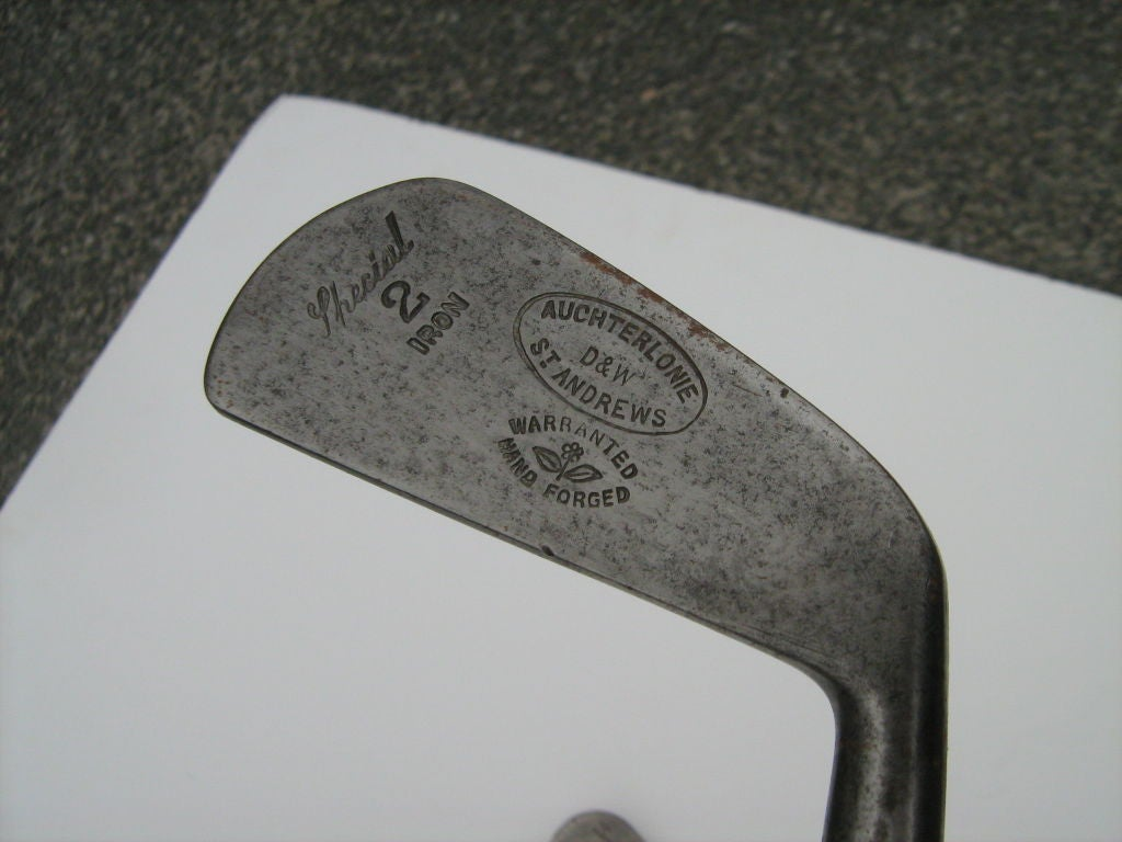 a study of the modern golf clubs A golf club is used to strike the ball in the game of golf it has a long shaft with a grip on one end and a weighted head on the other end the head is affixed sideways at a sharp angle to.