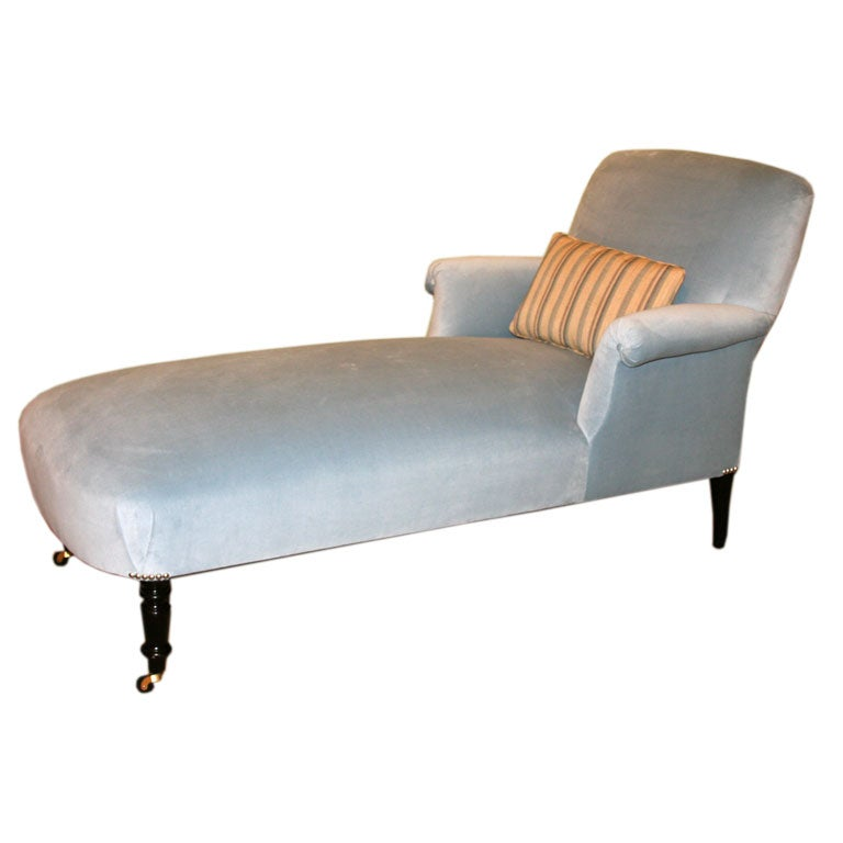 19th c chaise lounge at 1stdibs for 19th century chaise lounge